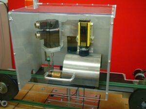 Sorting machine module