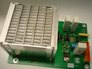 induction heater amplifier