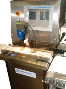 The SCS AutoInspect machine