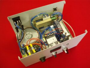 Bespoke speed controller, with digital readout, remote enable